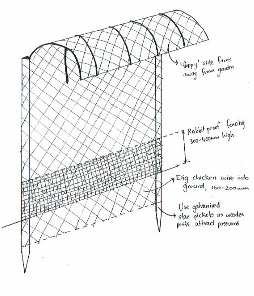 floppy fence diagram